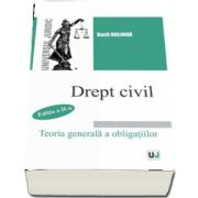 Oglinda Bazil, Drept civil. Teoria generala a obligatiilor - Editia a II-a