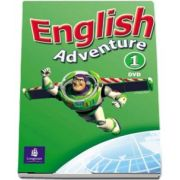 DVD - English Adventure Level 1 (Anne Worrall)