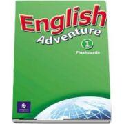 English Adventure Level 1 - Flashcards (Anne Worrall)