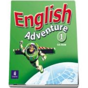 English Adventure Level 1 Multi-ROM (Anne Worrall)