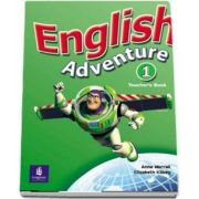 English Adventure Level 1 Teachers Book (Anne Worrall)