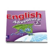 English Adventure Level 2 Multi-ROM (Anne Worrall)