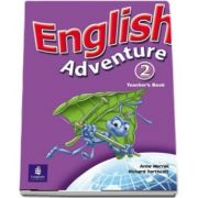 English Adventure Level 2 Teachers Book (Anne Worrall)