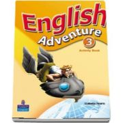 English Adventure Level 3 Activity Book (Izabella Hearn)