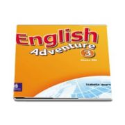 English Adventure Level 3 Class CD (Izabella Hearn)