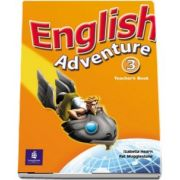 English Adventure Level 3 Teachers Book (Izabella Hearn)