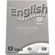 English Adventure Level 4 Posters (Izabella Hearn)