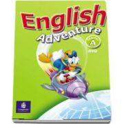 English Adventure Starter A DVD