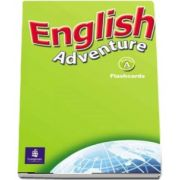 English Adventure Starter A Flashcards (Cristiana Bruni)
