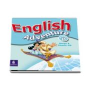 English Adventure Starter B Song and Chants CD (Cristiana Bruni)