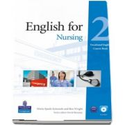 Bethany Cagnol, English for Nursing 2 - Vocational English Course Book with CD-ROM