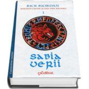 Riordan Rick, Magnus Chase si zeii din Asgard - Volumul I. Sabia Verii