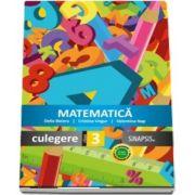 Delia Boieru - Matematica - Culegere pentru clasa a III-a (In conformitate cu noua programa scolara)