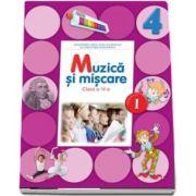 Florentina Chifu, Muzica si miscare. Manual pentru clasa a IV-a, Semestrul I - Contine CD cu editia digitala