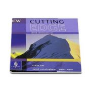 Sarah Cunningham, New Cutting Edge Upper-Intermediate Class CD 1-3 (New Edition)