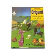 Origami - Idei peste idei. Minunate figuri din hartie plisata