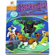 Scooby-Doo! Cazul monstrului de la televiziune (Carte cu indicii)