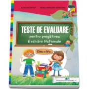 Teste de evaluare pentru pregatirea evaluarii nationale, clasa a IV-a - PIRLS si TIMSS (Alina Anton-Pop)