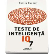 Philip Carter, Teste de inteligenta IQ-7