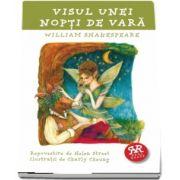 William Shakespeare, Visul unei nopti de vara - Repovestire de Helen Street
