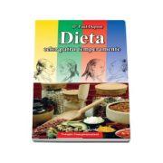Dieta celor patru temperamente (Paul Dupont)