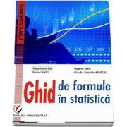 Elena Maria Biji - Ghid de formule in statistica
