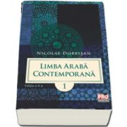 Nicolae Dobrisan, Limba araba contemporana. VolumuI I - Editia a II-a