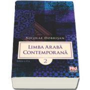 Nicolae Dobrisan, Limba araba contemporana. VolumuI II - Editia a II-a