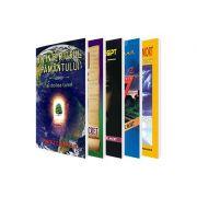 Colectia Radu Cinamar - Set de 5 carti ale autorului Radu Cinamar