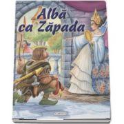 Alba ca Zapada (Colectia Arlechin)