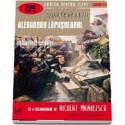 Costache Negruzzi, Alexandru Lapusneanul. Fragmente istorice