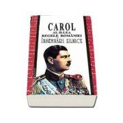 Carol al II-lea. Insemnari zilnice Volumul. 1