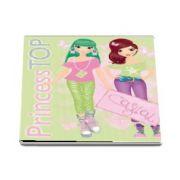 Casual (culoare verde) - Colectia Princess Top