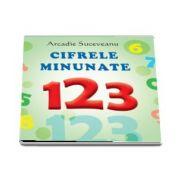 Cifrele minunate - Pliant cartonat cu imagini color (Varsta recomandata: 1-3 ani)