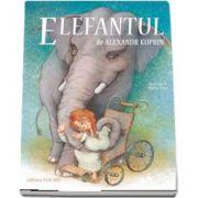 Alexandr Kuprin, Elefantul. Ilustratii de Diana Tivu