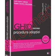 Lazar Ciprian Ureche, Ghid privind procedura adoptiei (Colectia ghiduri practice)