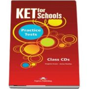 Virginia Evans, KET for Schools Class CD. Practice tests set 5 CD