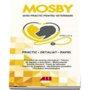 MOSBY - Ghid practic pentru veterinari - Practic, detaliat, rapid
