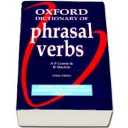 Oxford Dictionary of Phrasal Verbs 01 Edition