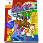 Scooby-Doo! Indicii in parcul de distractii (Carte Bilingva, Engleza - Romana)