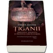 Angus Fraser, Tiganii - Originile. migratia si prezenta lor in Europa