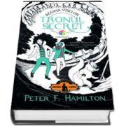 Peter F. Hamilton, Tronul secret. Primul volum din trilogia Regina viselor