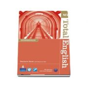 New Total English Intermediate Level Teachers Book and CD Pack (Will Moreton)