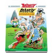 Rene Goscinny - Asterix, viteazul gal - (Editie Hardcover)