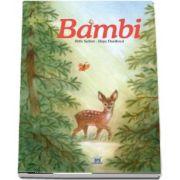 Bambi - Flix Salten cu ilustratii de Maja Dusikova
