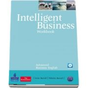 Intelligent Business Advanced Workbook Audio CD Pack de Irene Barrall