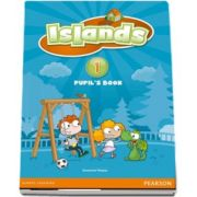 Islands Level 1 Pupils Book Plus Pin Code (Susannah Malpas)