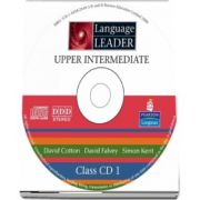 Language Leader Upper Intermediate Class CDs de David Cotton