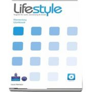 Lifestyle Elementary Workbook and CD Pack de John Rogers
