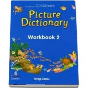 Longman Childrens Picture Dictionary, Workbook 2 de Aleda Krause